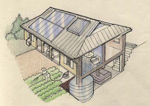the earth home costs less to own than typical homes - Self Sustainable Housing